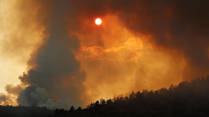 Bolu'da yangın! Vali uyardı: Evleri boşaltmalıyız