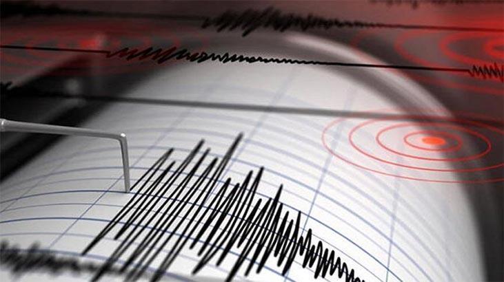 Son dakika... Ege'de korkutan deprem! Depremin büyüklüğü...