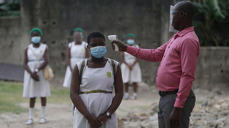 Afrika'da Kovid-19 vaka sayısı 1 milyon 467 bini aştı
