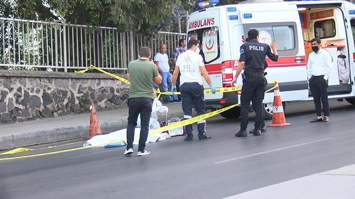 Zeytinburnu'nda iş arkadaşı tarafından sokak ortasında öldürüldü
