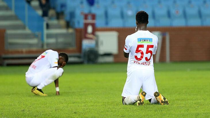"""Yeni Malatyaspor kötü gidişata """"dur"""" demek istiyor -"""