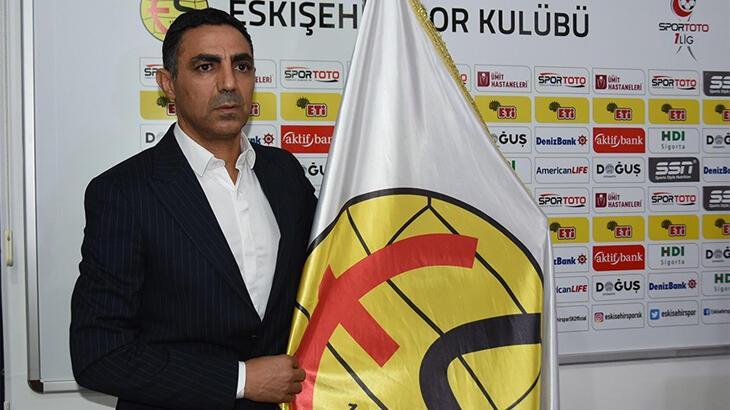 Son dakika | Eskişehirspor'da Mustafa Özer ile yollar ayrıldı