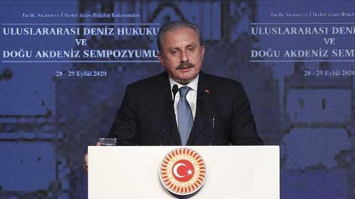 TBMM Başkanı Şentop'tan Azerbaycan'a destek açıklaması