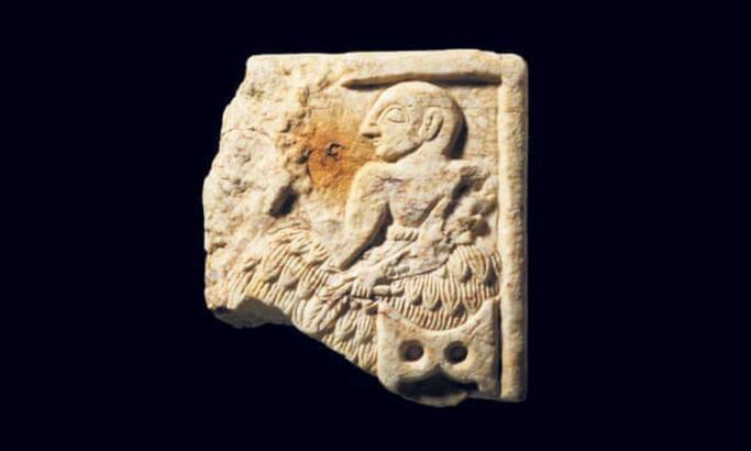 Antik heykel Irak'a iade edilecek