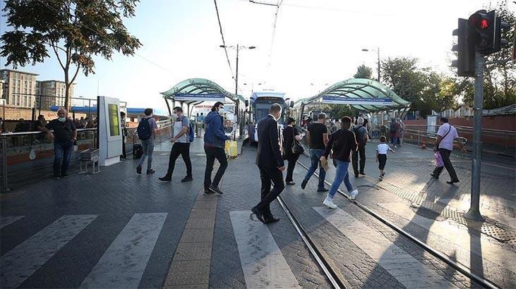 İstanbul'da kademeli mesai