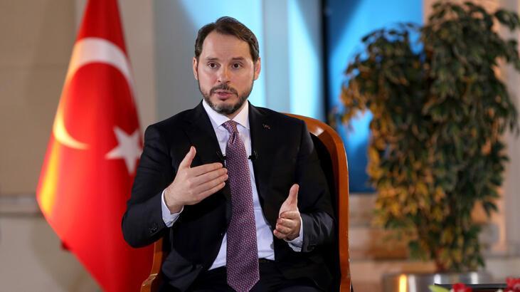 Bakan Albayrak'tan ekonomik güven endeksi değerlendirmesi