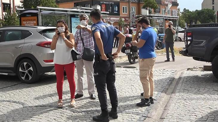 Bahçeşehir'de 60 bin liralık gasp