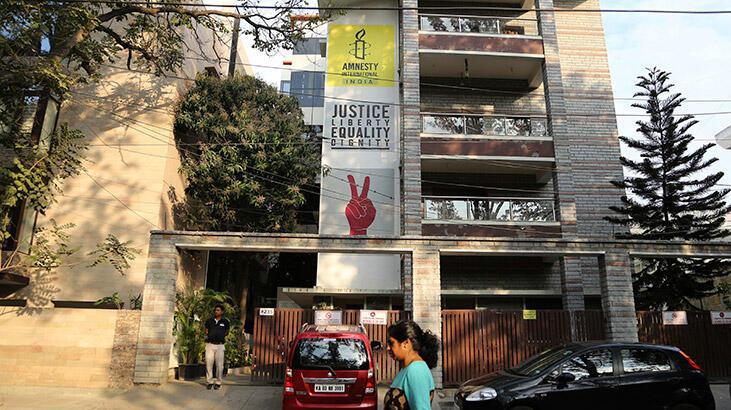 Af Örgütü Hindistan'da faaliyetlerini durdurdu