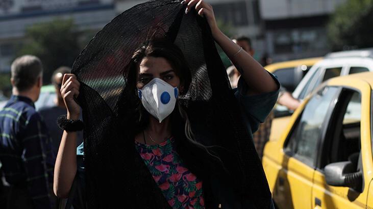 İran'da 24 saatte 3 bin 677 yeni koronavirüs vakası