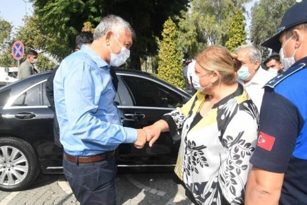 Başkan Karalar, Ceyhan'da incelemelerde bulundu