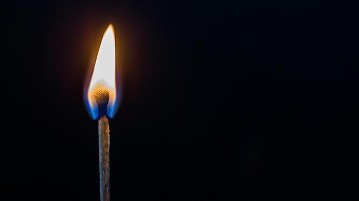Görünmeyen ateş deneyi