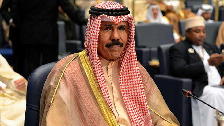 Son dakika! Kuveyt'in yeni emiri belli oldu