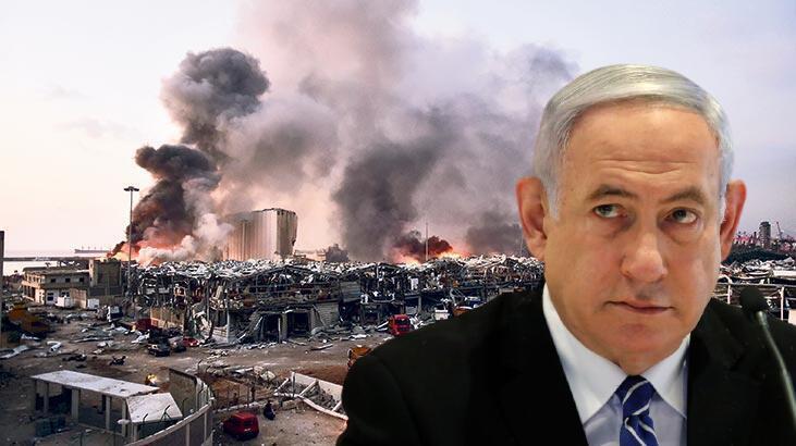 Netanyahu'dan flaş Beyrut iddiası: Yeni bir patlama olabilir