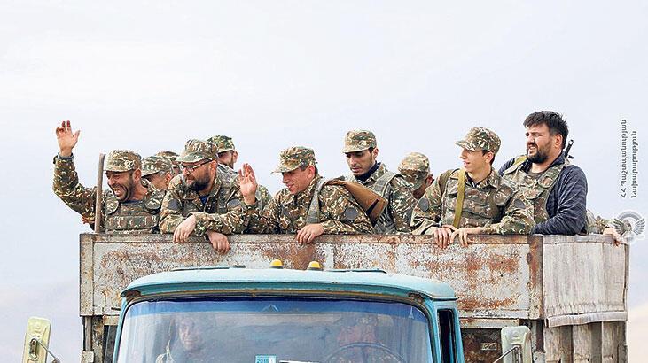 'Ermenistan, 300 PKK'lıyı Karabağ'a taşıdı'