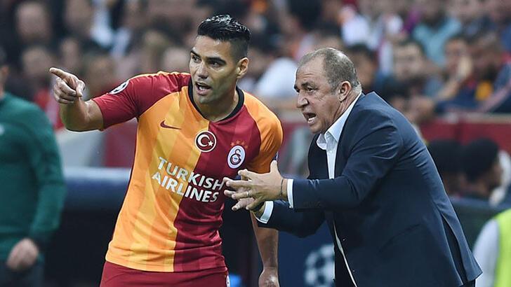 Galatasaray'da Fatih Terim'den flaş Falcao kararı!