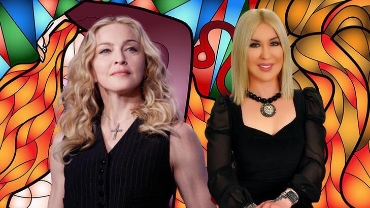 Madonna, Dr. Şenay Devi'yi seçti!