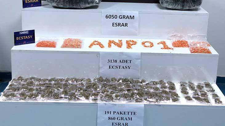 Adana'da 'torbacı' operasyonuna 1 tutuklama