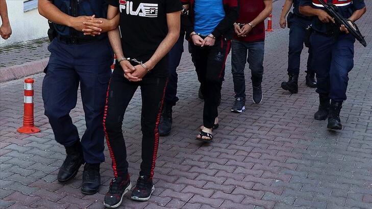 Afyonkarahisar merkezli FETÖ operasyonuna 4 gözaltı