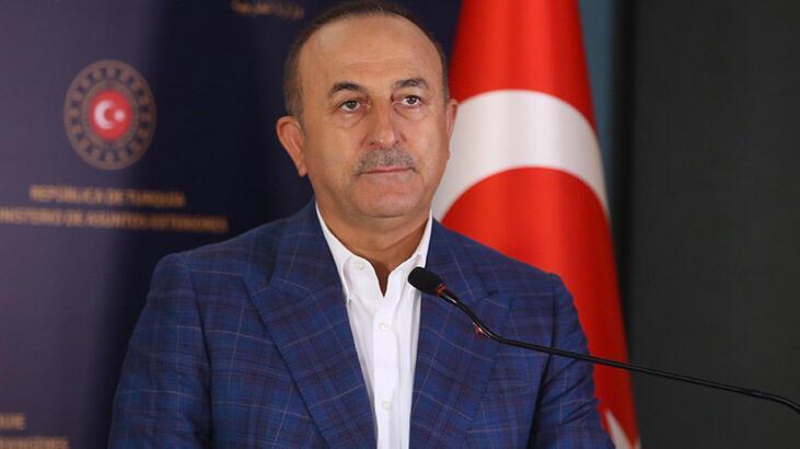Çavuşoğlu'ndan Kuveyt'in Ankara Büyükelçisi'ne taziye telefonu