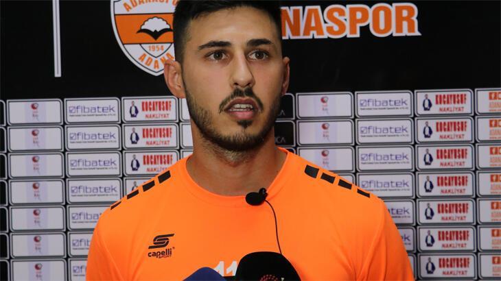 Eren Keleş: 'Mücadeleyi asla bırakmayan bir Adanaspor görecekler'