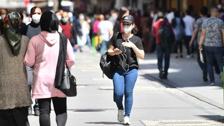 Gaziantep'te bin 303 kişiye 'koronavirüs' cezası