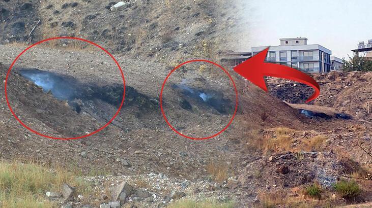 Gömdüler ama kurtulamadılar! İzmir'in Çernobil'i için için yanıyor!