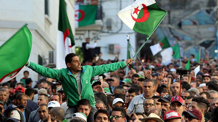 """Cezayir-Fransa ilişkilerinde yeni dönem """"gerilim"""" sinyali veriyor"""