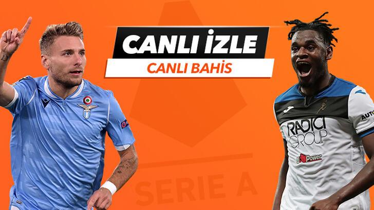 Lazio - Atalanta karşılaşmasında Canlı Bahis heyecanı Misli.com'da!