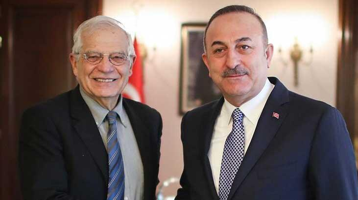 Son dakika... Bakan Çavuşoğlu'ndan önemli telefon görüşmesi