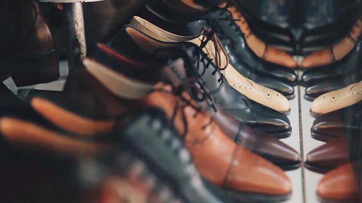 Ayakkabı sektörünün ilk fiziksel fuarı başladı