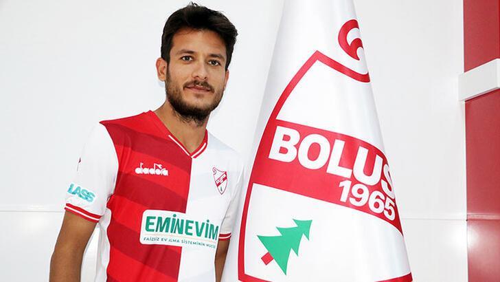 Başakşehir'de Alican Özfesli, Beypiliç Boluspor'a kiralandı!
