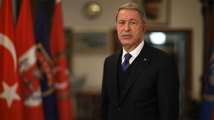 Son dakika! Bakan Akar'dan net mesaj: Türkiye, Azerbaycan'ı desteklemeye devam edecek