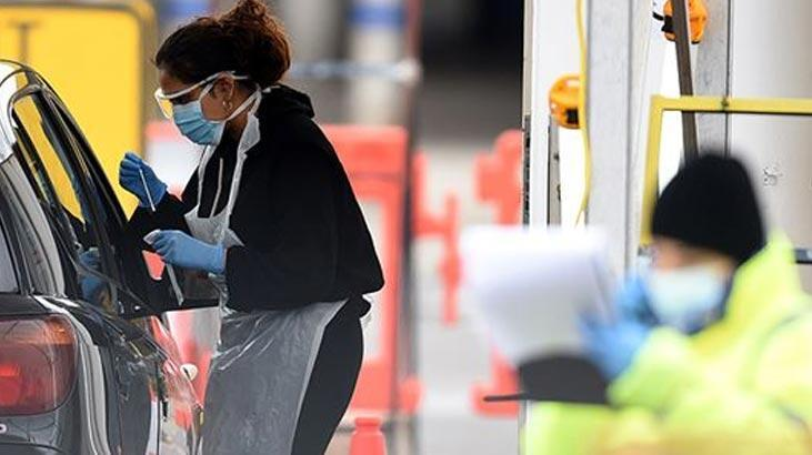 İngiltere'de son 24 saatte 7 bin 108 covid-19 vakası görüldü