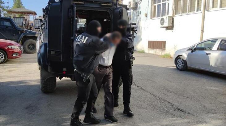 Terör suçundan aranan 4 kişi yakalandı