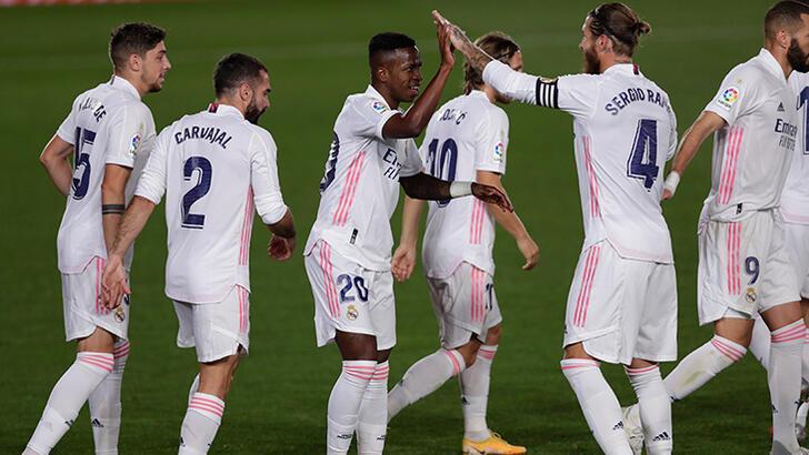 Real Madrid - Real Valladolid: 1-0