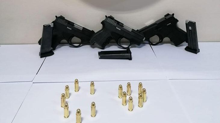 Yasa dışı silah ticaretine 2 tutuklama
