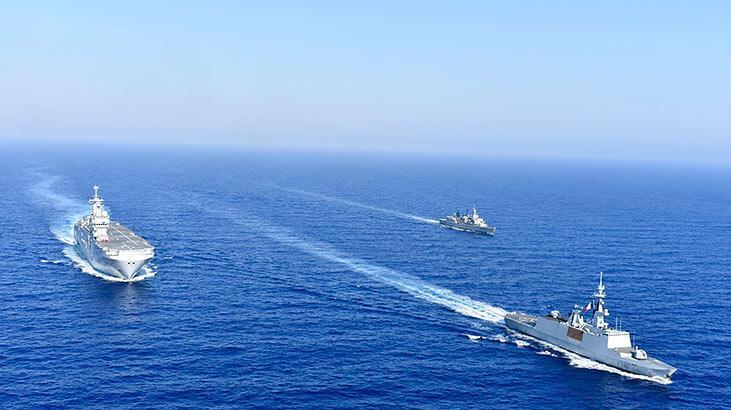 Son dakika! Yeni Navtex! NATO üyesi ülkeler Doğu Akdeniz'de tatbikat yapacak