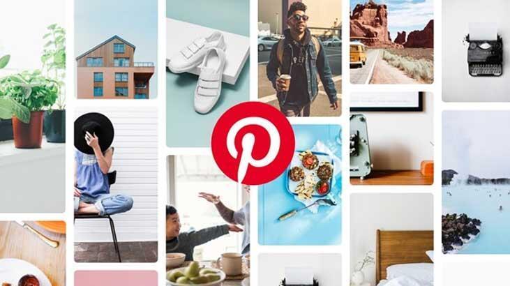 Pinterest, 2020'de en çok değer kazanan sosyal medya şirketi oldu
