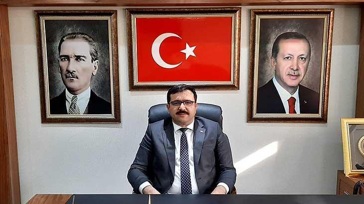 AK Parti Çankırı İl Başkanı Çelik, koronavirüse yakalandı