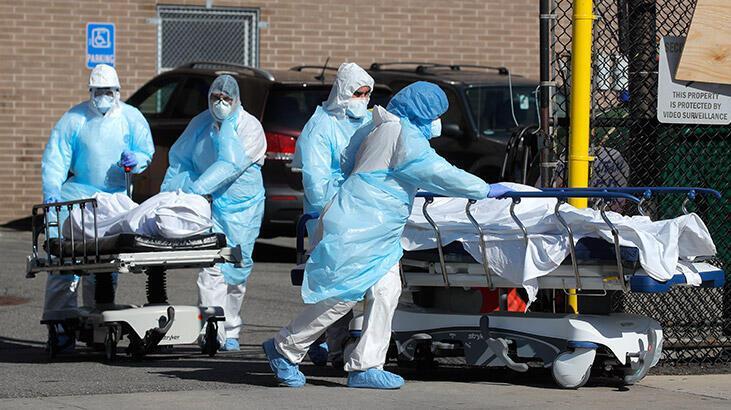 ABD'de koronavirüsten ölenlerin sayısı 211 bin 833'e yükseldi