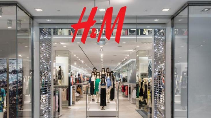 Almanya'daki H&M'de skandal! Para cezası verildi