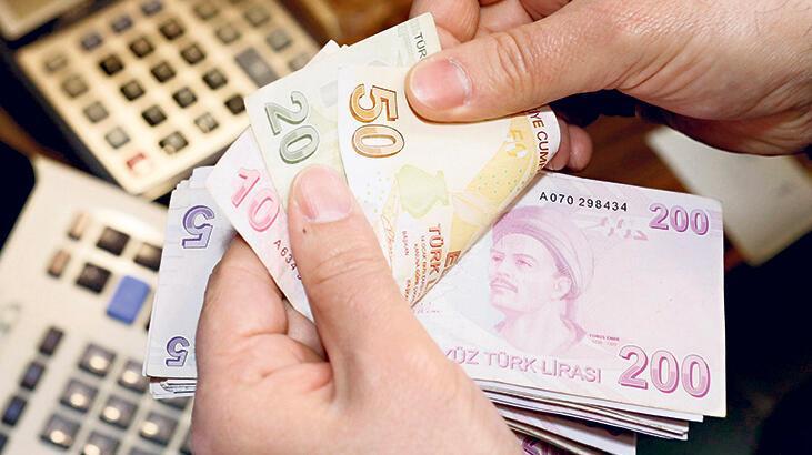 Yeniden yapılandırılan  borç 15.2 milyar lira