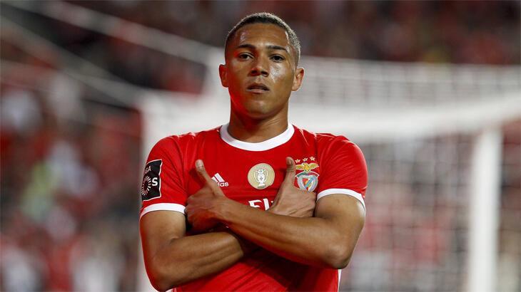 Son dakika | Tottenham, Carlos Vinicius'u Benfica'dan kiraladı