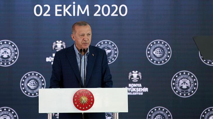 Son dakika! Cumhurbaşkanı Erdoğan'dan dikkat çeken 'kuşatma' vurgusu!