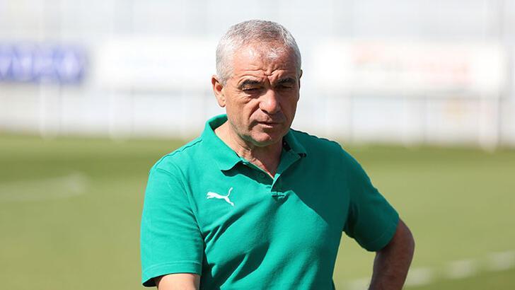 Sivasspor'da Rıza Çalımbay, Avrupa Ligi için iddialı konuştu!