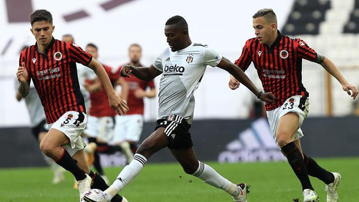 Beşiktaş - Gençlerbirliği: 0-1