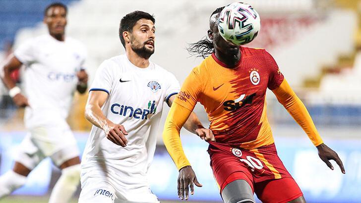 Kasımpaşa - Galatasaray: 1-0
