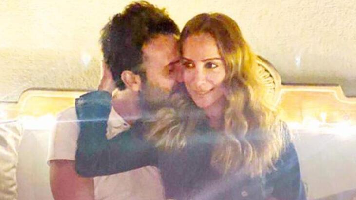 Gürkan Topçu'dan Fatma Toptaş'a evlilik teklifi
