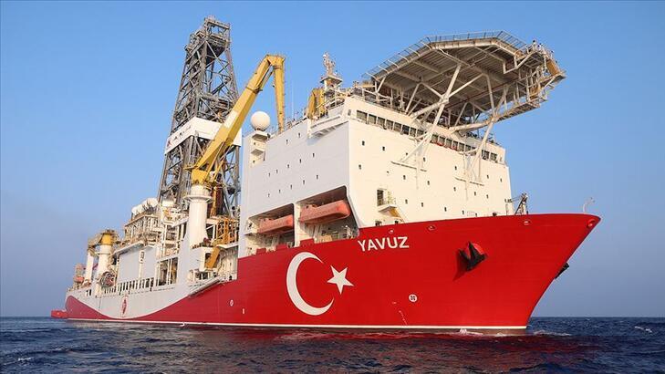 Bakanlıktan Yavuz sondaj gemisine ilişkin açıklama!