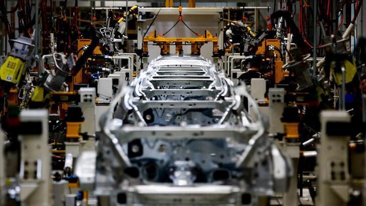 Almanya'da fabrika siparişleri artışını sürdürdü